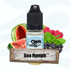 Sea Nymph -by Cloudy Reef Deluxe E-Liquid