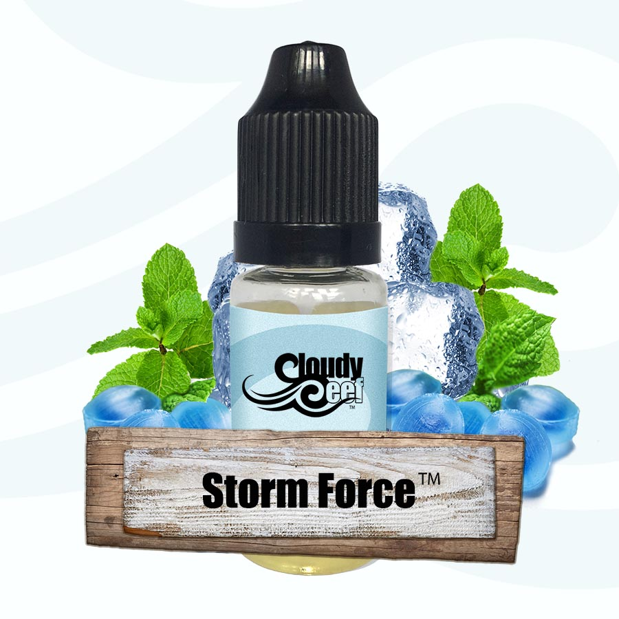 Storm Force -by Cloudy Reef Deluxe E-Liquid